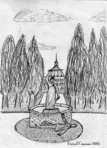 Firicel Ciarnău - Beţie în parc