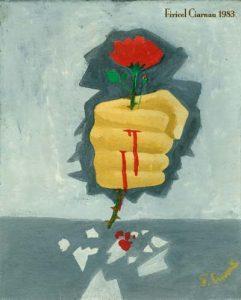 Firicel Ciarnău - Revoltă cu flori