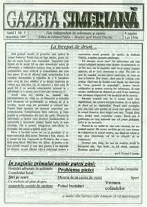 Gazeta simeriană