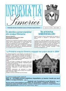 Informaţia Simeriei